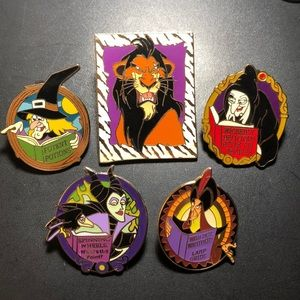 Disney Pins -$7 Each! Create a custom bundle